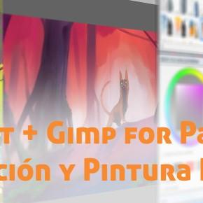 Ilustración y Pintura Digital
