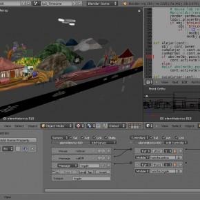 Blender3D Interactivo